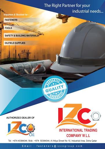 IZCO INTERNATIONAL TRADING COMPANY WLL - Fasteners, Tools