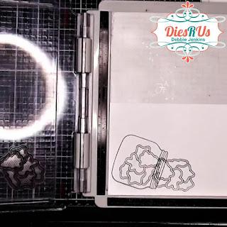 How to create a Christmas Cookie Jar Shaker Card