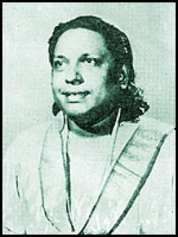 P.U.Chinnappa - he had his field day in Tamil Cinema too for a very brief period. Another impressive singer.