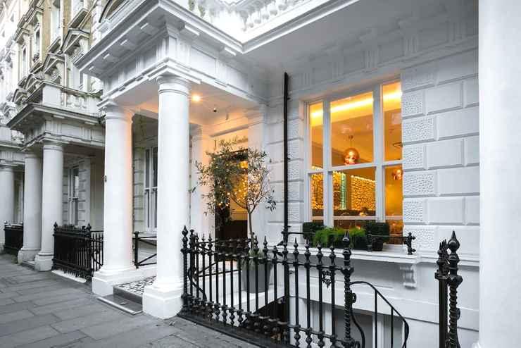 J Hotel London merupakan hotel murah di London dengan desain yang bersih dan elegan