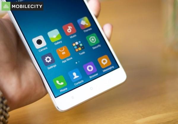 Xiaomi Redmi Note 3 Pro sử dụng vi xử lý Snapdragon 650 1.8 GHz