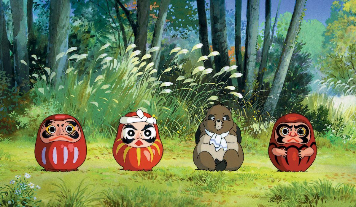 Pom Poko- Studio Ghibli collection