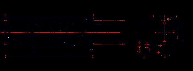 основные размеры вентилятора JQF-06024A22-S