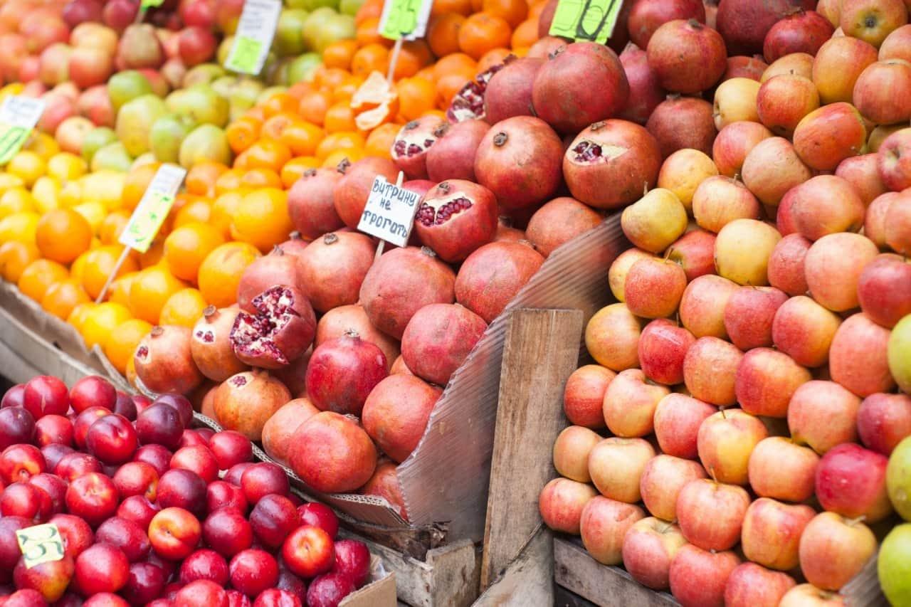 Проверяйте вес продуктов перед покупкой