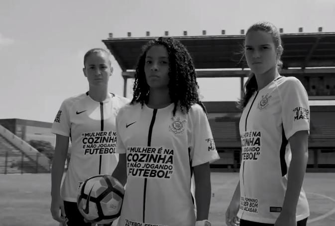 Frases Preconceituosas Que Acompanham O Futebol Feminino Entrarão Em