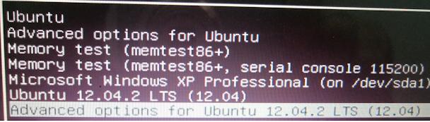 Lấy lại pass cho Ubuntu