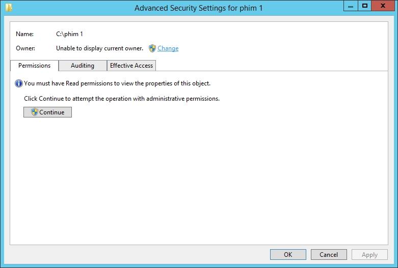 NTFS Permission 08