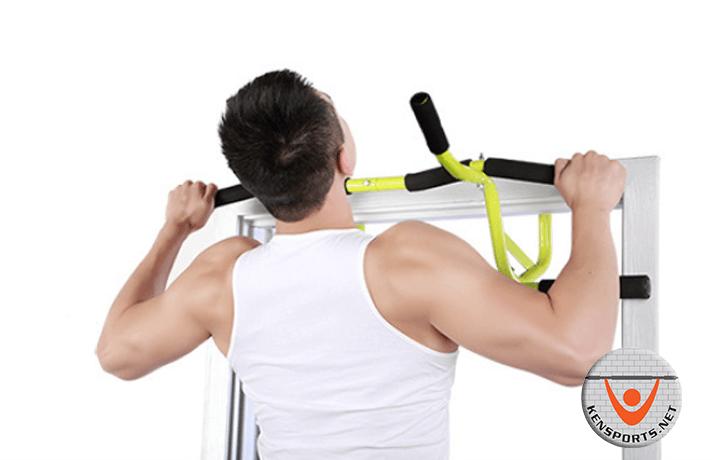 Tập luyện với xà đơn đa năng 12 động tác 2017 kích thích tăng chiều cao vượt trội