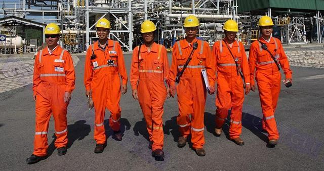 Quần áo bảo hộ nhân viên điện lực