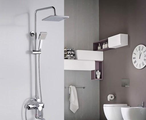 Sen tắm là một trong những thiết bị không thể thiếu trong phòng tắm hiện đại