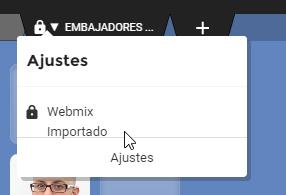 Webmix importadopng