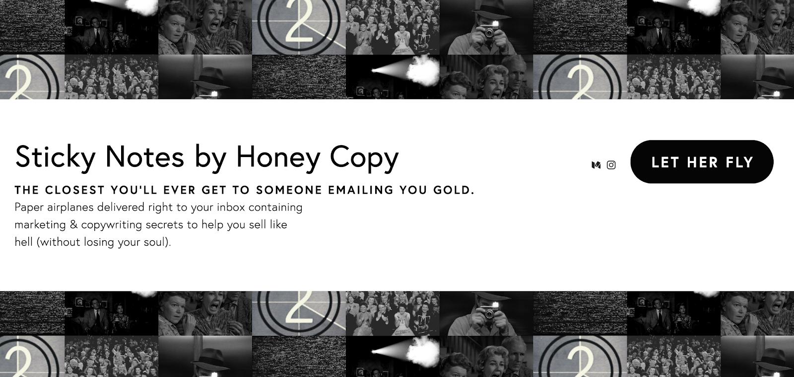 Sticky notes by Honey Copy