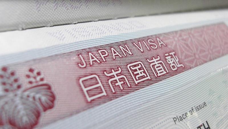 giấy tờ xin Visa Nhật Bản