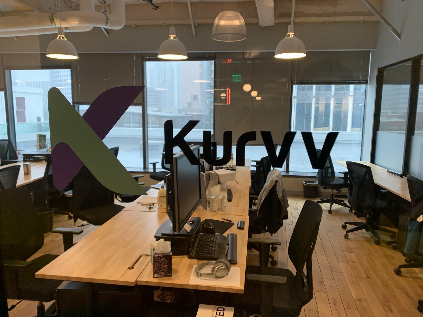 Kurvv's office