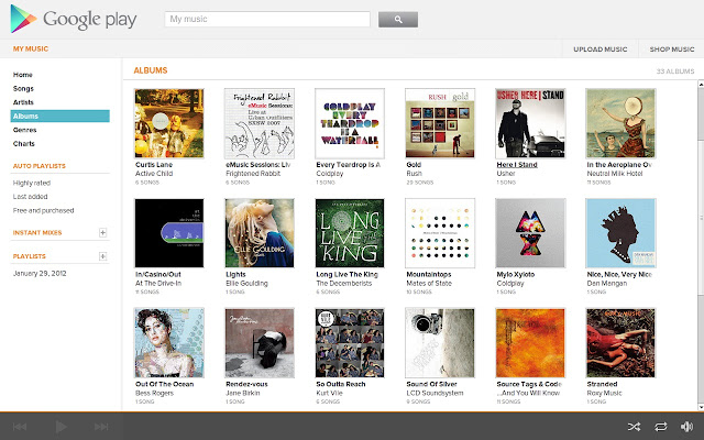 Google Play Music now available in parts of Europe
