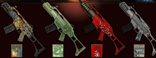 Blood Orchid weapon skins.jpg