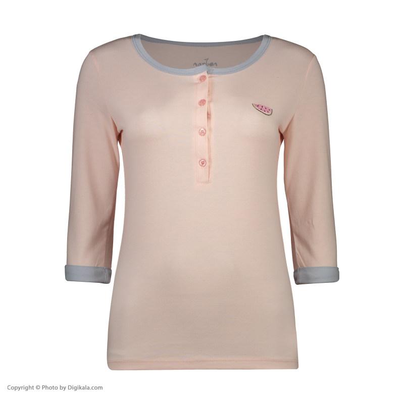 ست تی شرت و شلوار زنانه ناربن مدل 1521303-81