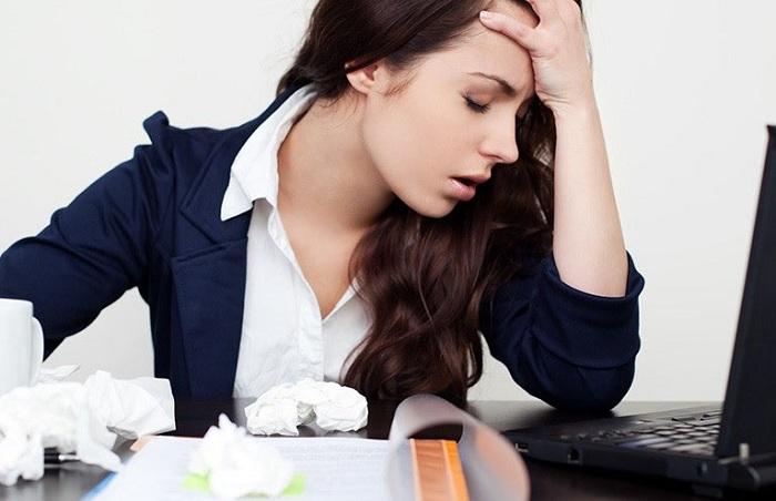Suy giảm trí nhớ là tác hại tiềm ẩn của nhịn ăn giảm cân.