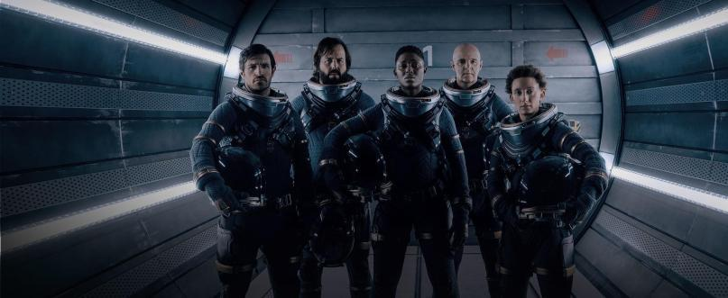Image result for NIGHTFLYERS