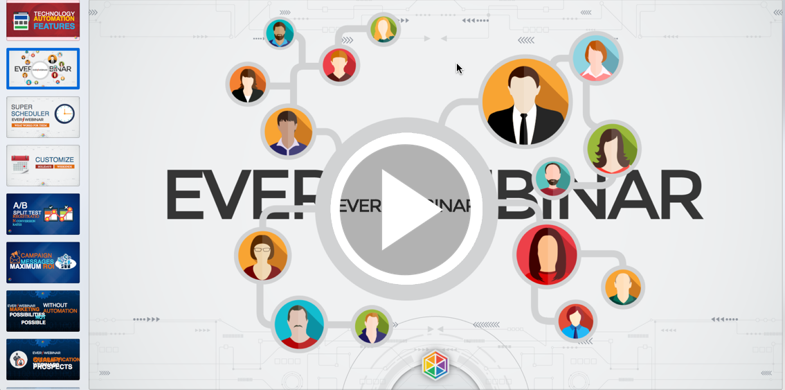 Nothing converts better than Live Webinars… Until Now - Welcome EverWebinar 5
