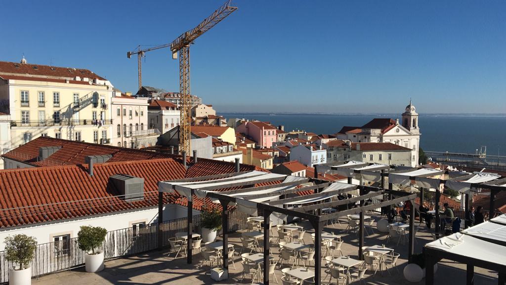 Centrum Lisabonu