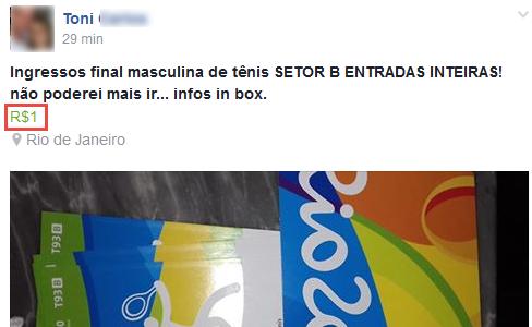 fake facebook rio2016