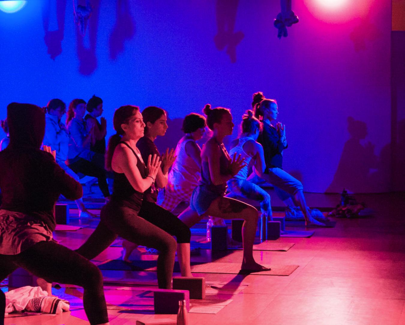 Yoga Routine   Maine YogaFest
