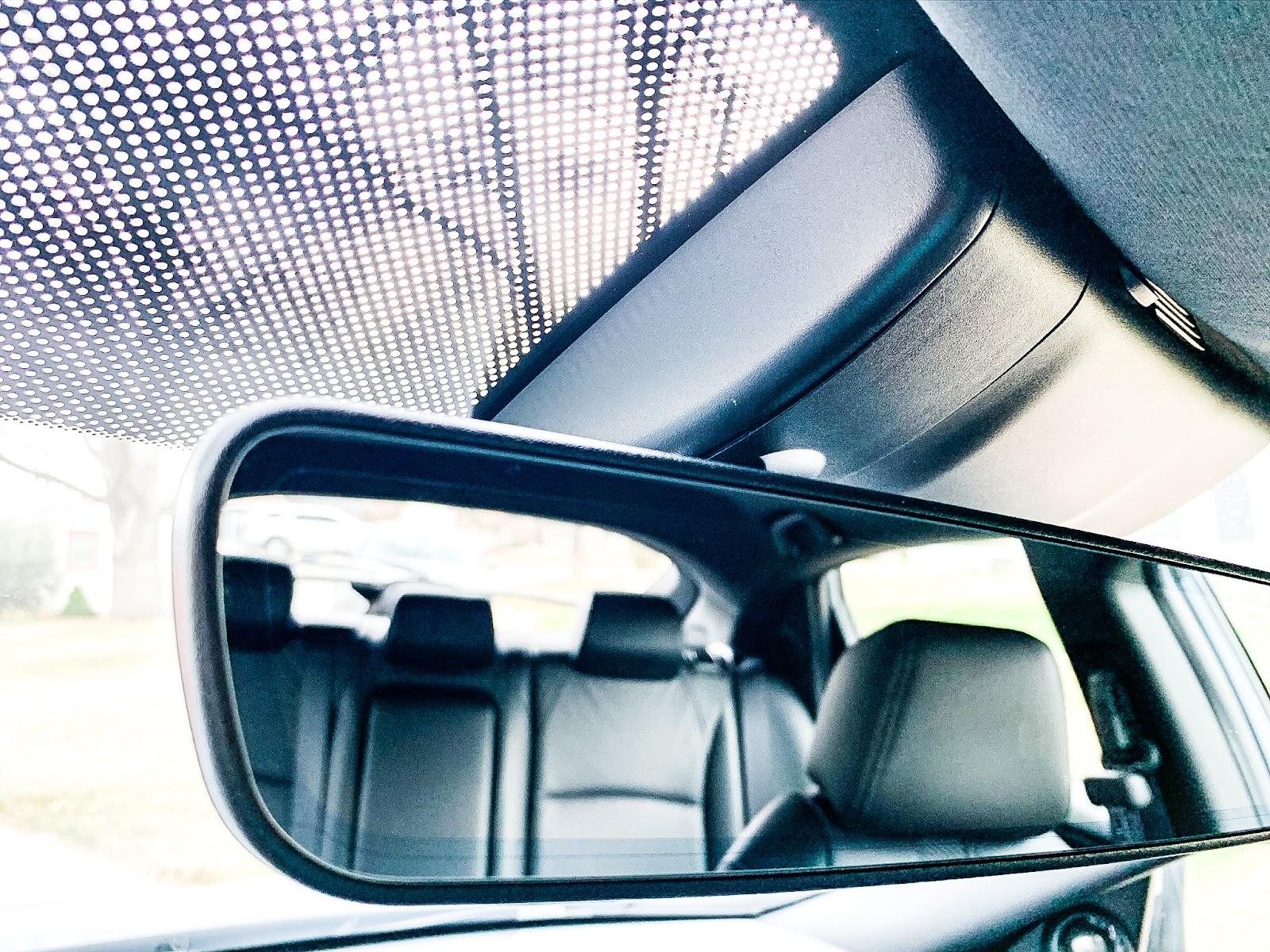 Honda Civic Hatchback Rearview Mirror