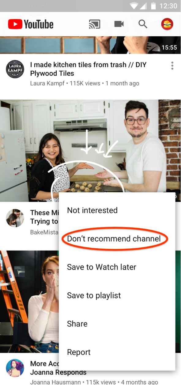 YouTube anuncia novos controlos para o utilizador 4