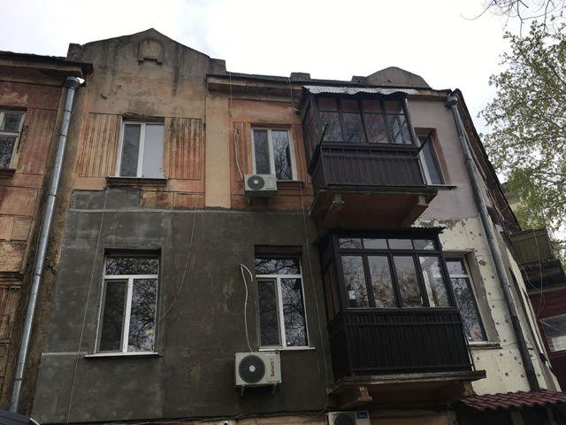 Квартира, яку Джеймс придбав в Одесі