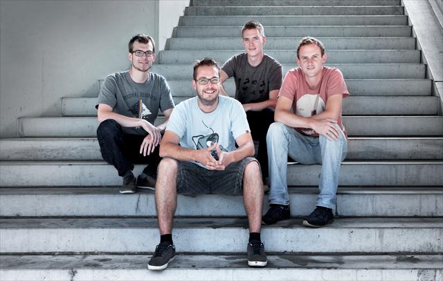 Silp Gründerteam