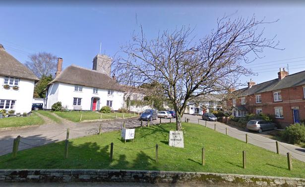 Payhembury village centre