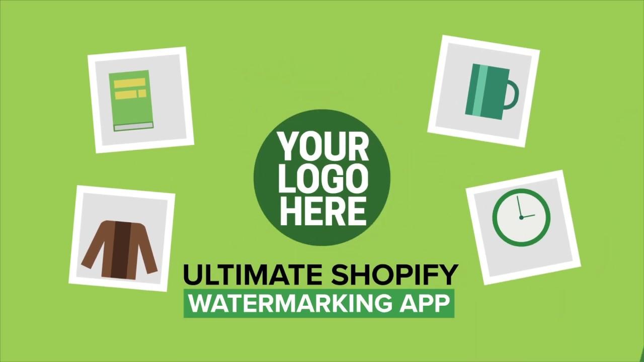 watermarking app