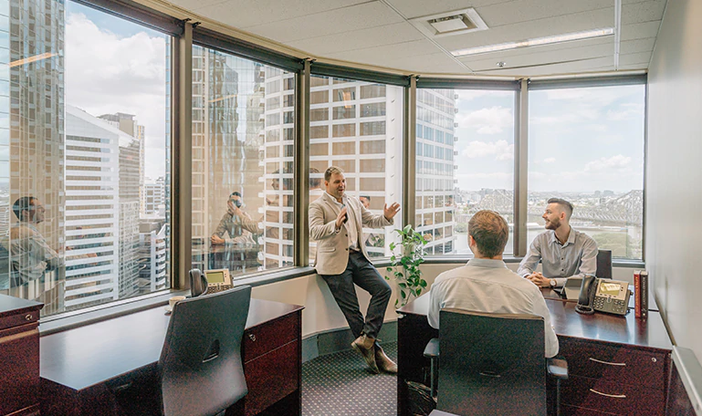 Servcorp Coworking Spaces in Chicago