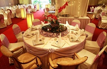 vistana wedding banquet