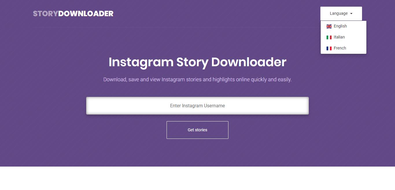 best Instagram story download