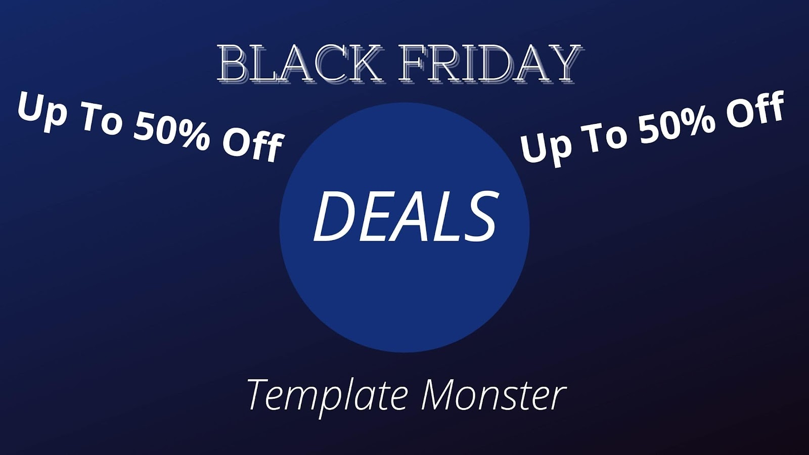 Template Monster: Get Up To 50% Off