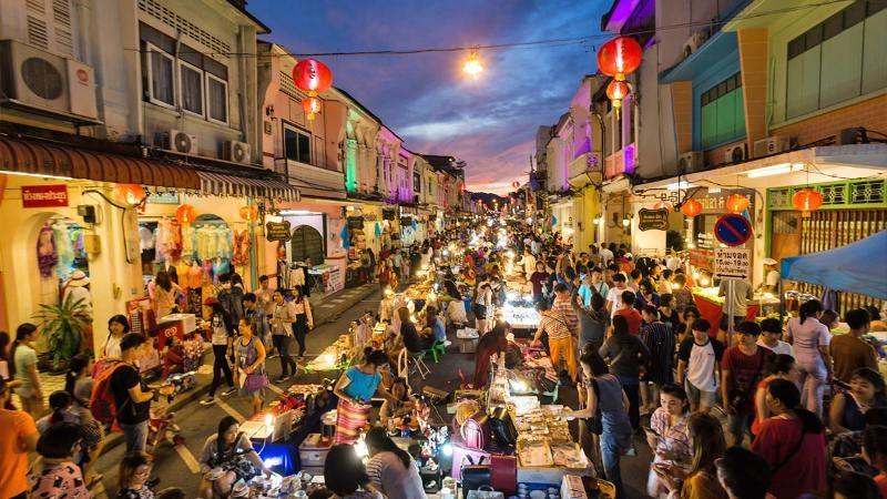 Image result for phuket weekend night market