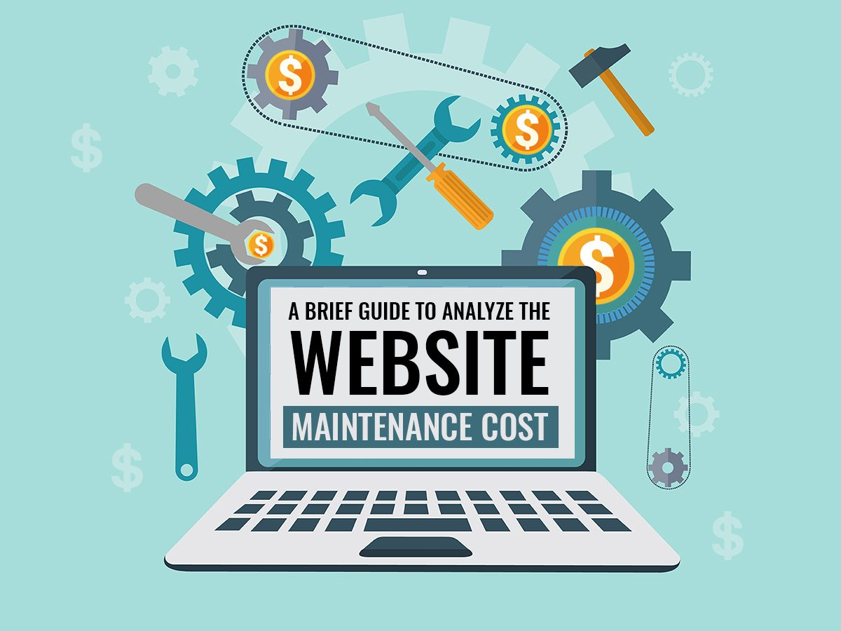 What are website maintenance services?