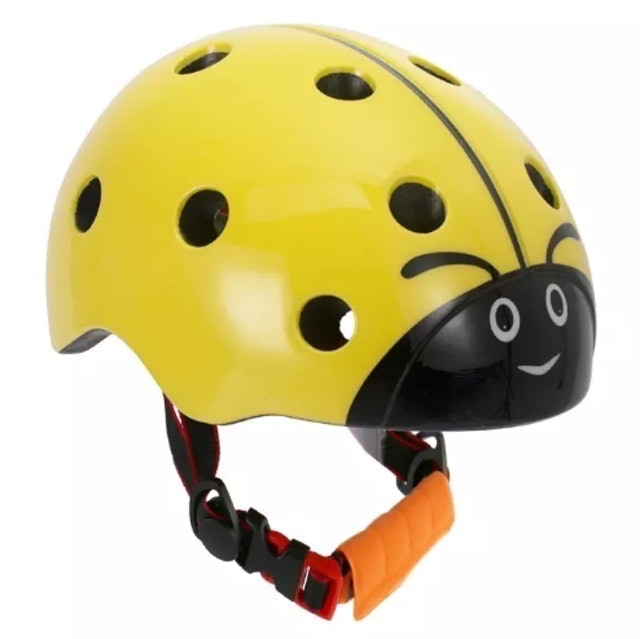 2. Dr.Bike หมวกกันน็อคเต่าทองสำหรับเด็ก