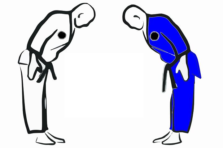 discipline dans les arts martiaux