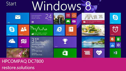 Hp compaq dc7800 drivers windows 8