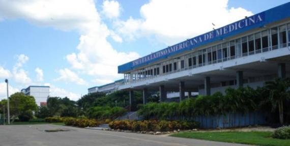 拉丁美洲醫學院(ELAM)