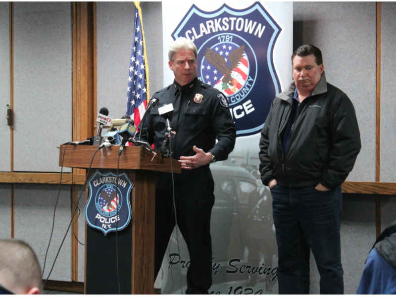 Clarkstown Police Chief Reacts to Grand Jury Finding of ...