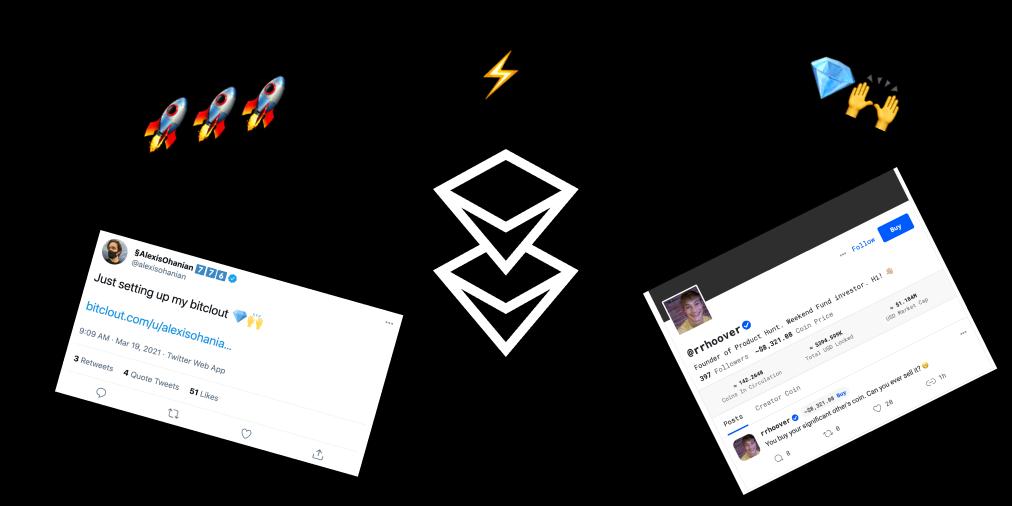 blog crypto social network