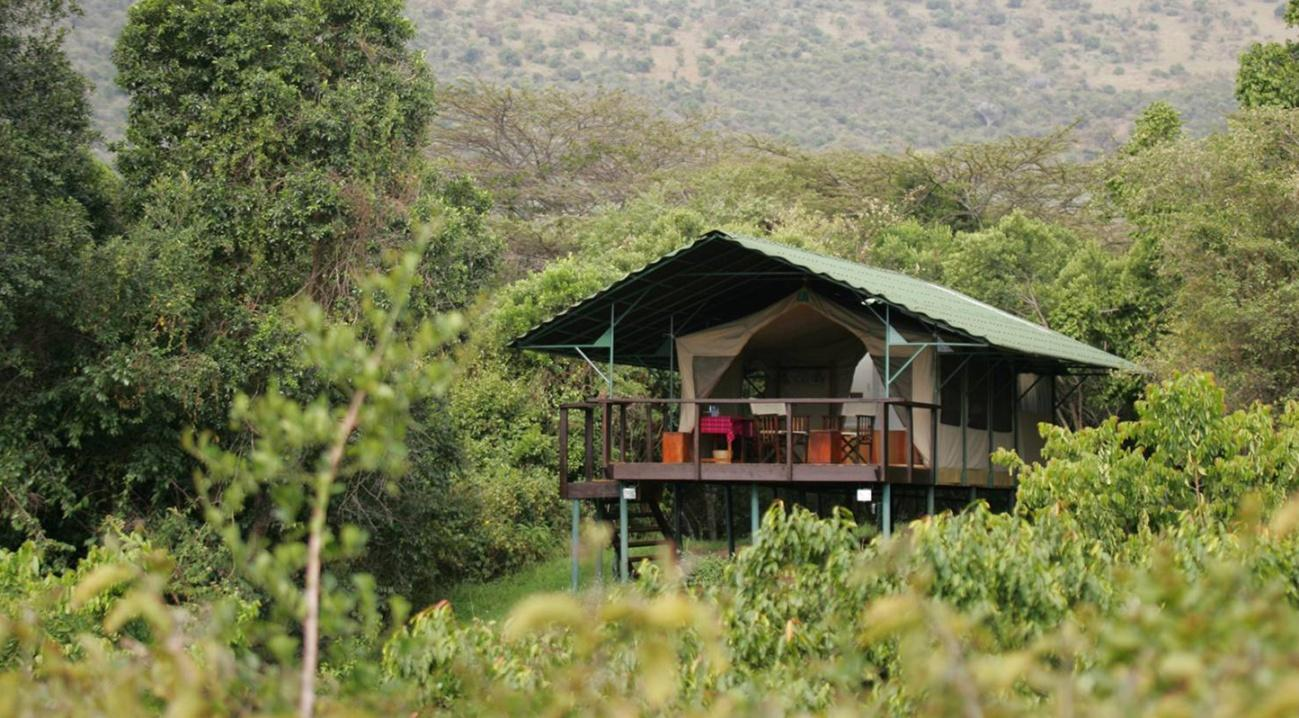 Resultado de imagen de sekenani camp
