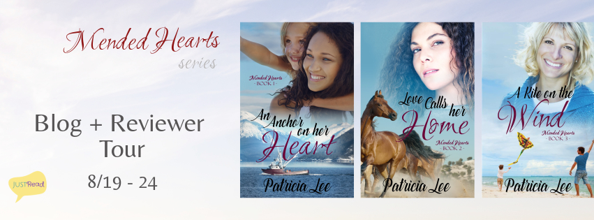 Mended Heart Series by Patricia Lee, Published by Mountain Brook Ink