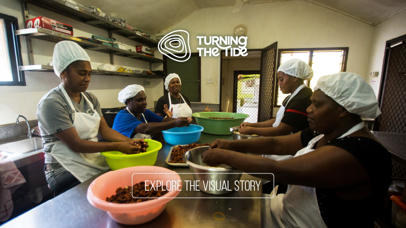 Vanuatu looks to local food production for a resilient future