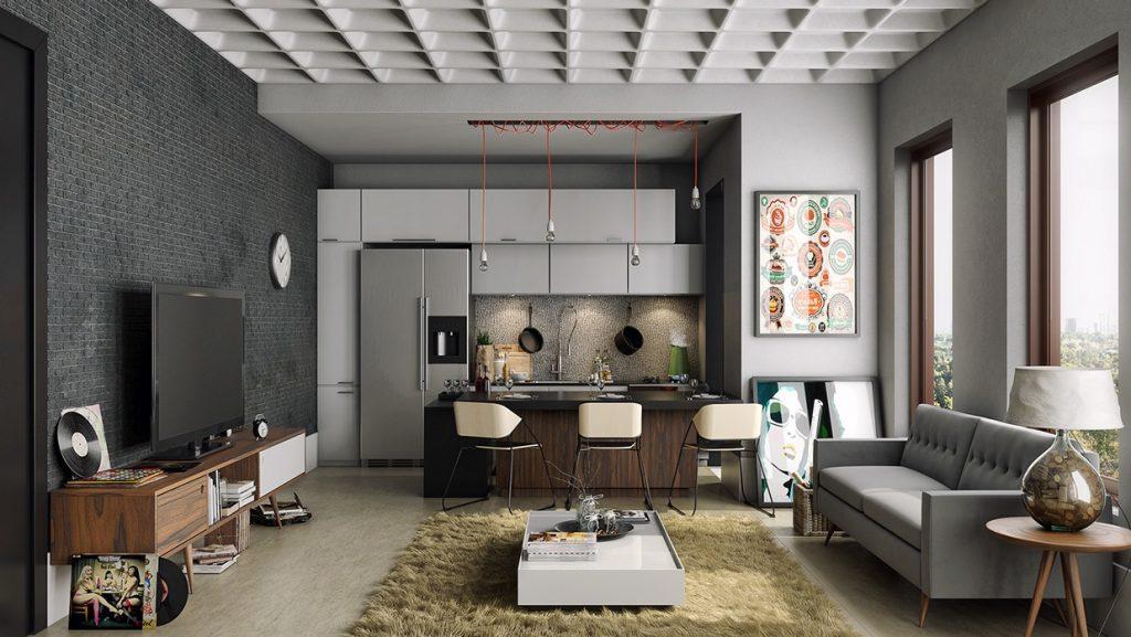 Kinh nghiệm chọn công ty nhận thiết kế nội thất