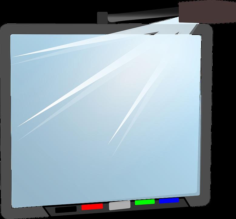Interactive, Whiteboard ...